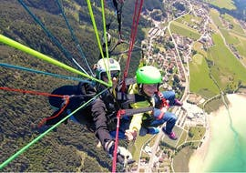 "Tandem Paragliding ""Glide Flight"" - Achensee"