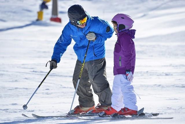 Clases Particulares de Esquí para Niños (7-12 años)