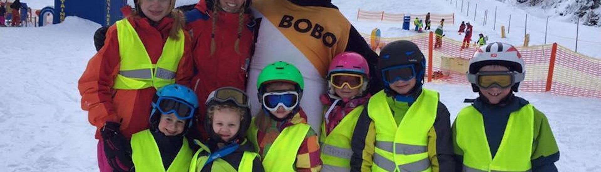 skikurs für kinder ab 4 jahren  spieljoch  anfänger