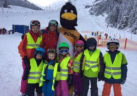Kinder-Skikurs (ab 4 J.) für Anfänger - Spieljoch