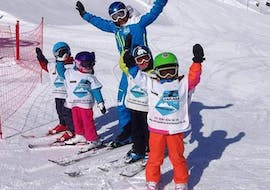 Kids Ski Lessons (6-11 y.) for All Levels