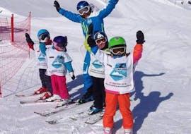 Cours de ski Enfants dès 6 ans pour Tous niveaux avec Silvaplana Top Snowsports