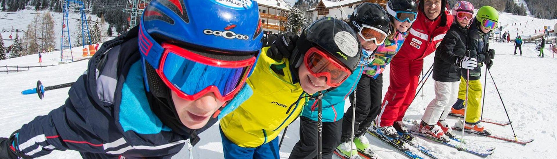 """Skikurs """"Ganztags"""" für Kinder (4-12 Jahre) - Fortgeschritten"""