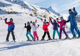 Kids Ski Lessons (6-12 y.) - Blue, Red & Black