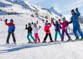 Ski Groups for Kids (6-12 yrs) - Blue, Red & Black