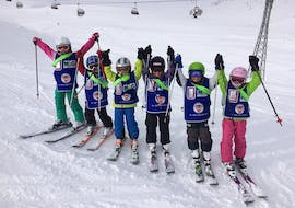 Kids Ski Lessons (from 3 y.) for Advanced Skiers