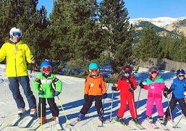 Curso de Esquí para Niños (4-16 años) - Debutante