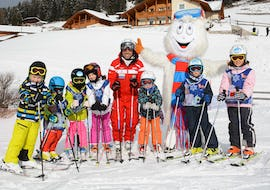 Ski Lessons Half-Day for Kids (4-12 years) - Beginners