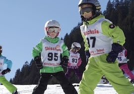Ski Lessons for Kids (5-12 years) - Advanced