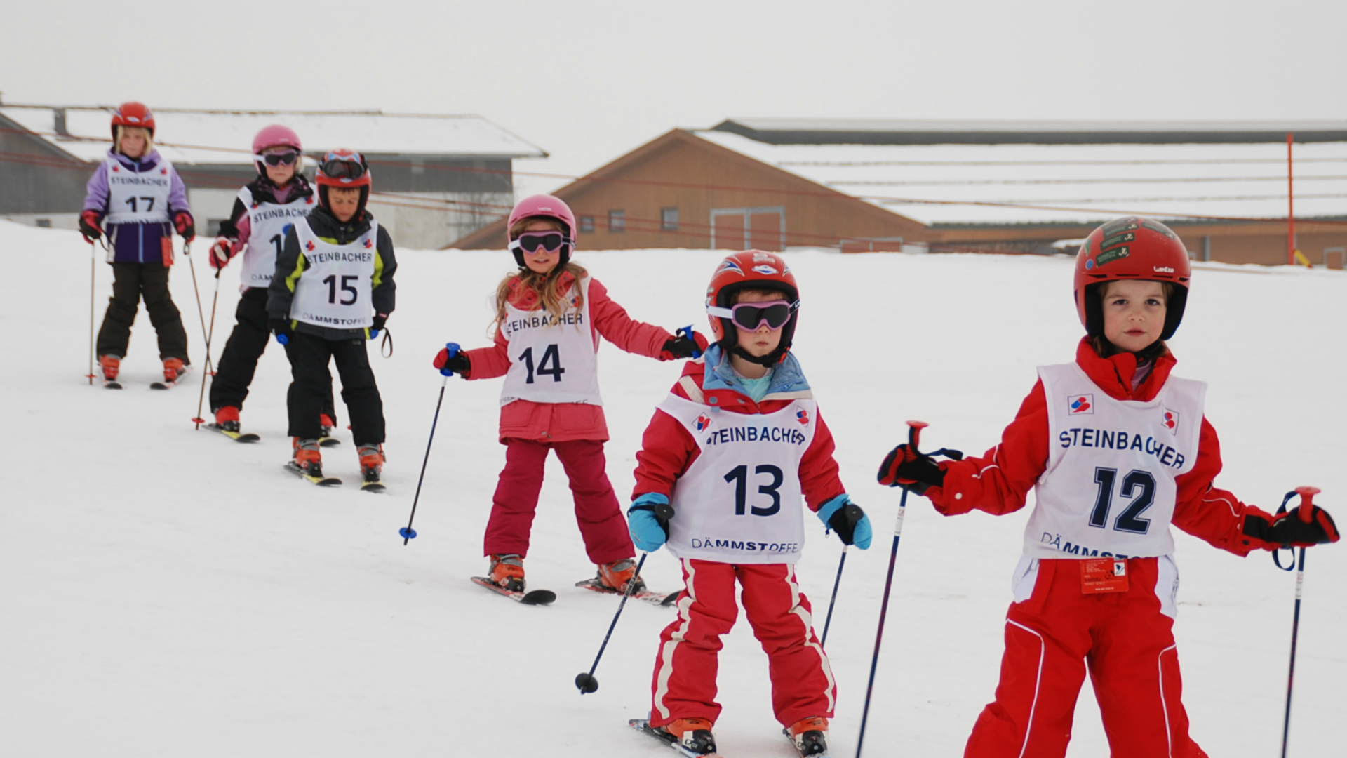"""Skilessen """"Kids Club"""" (4-15 jaar) - Beginners"""