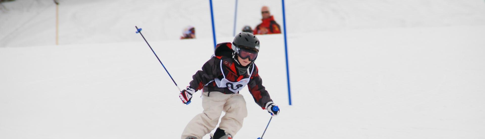 "Ski Lessons ""Kids Club"" (4-15 years) - Advanced"