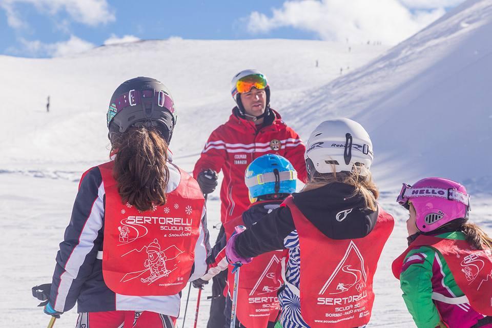 Cours de ski pour Enfants dès 4 ans - Avancé