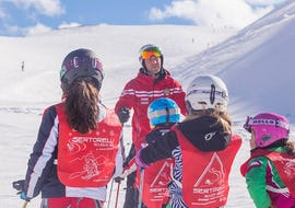 "Ski Lessons ""Full Day"" Kids (4-12 years) - Advanced"