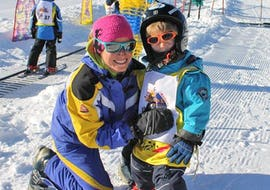 Ski Lessons for little Kids (3-4 years)