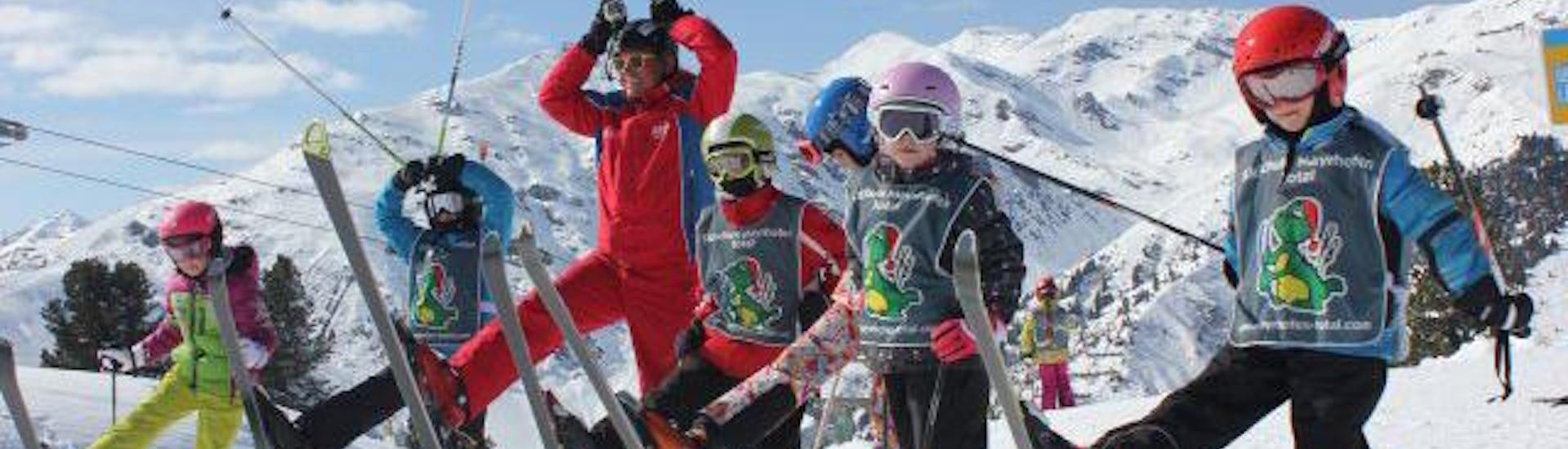 Skikurs für Kinder (Alle Altersgruppen) - Fortgeschritten