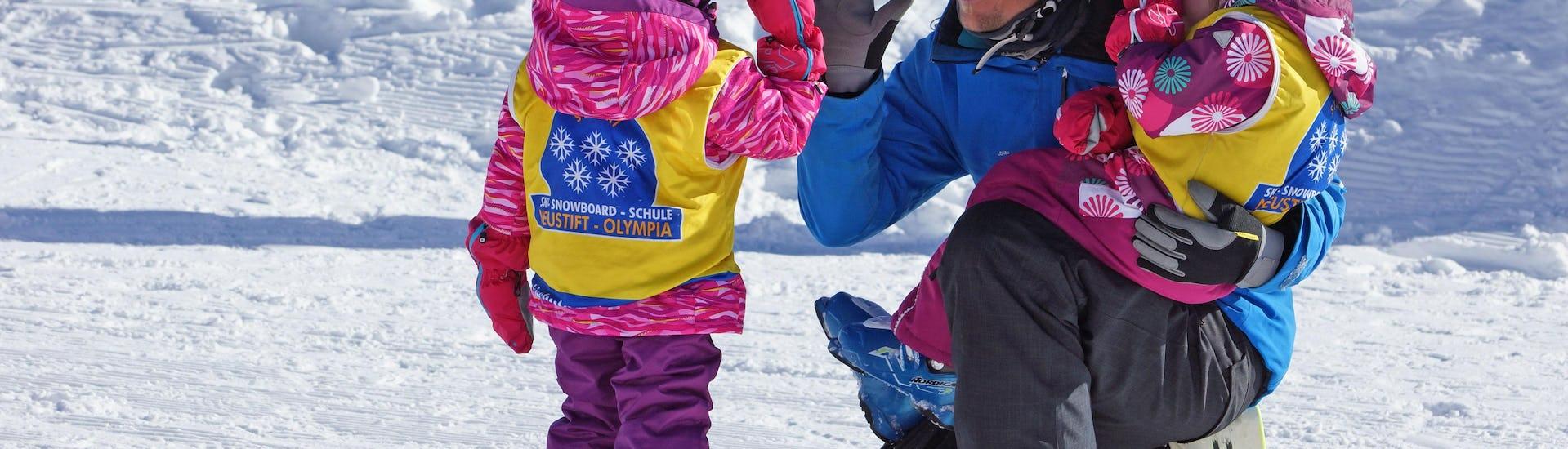 "Kinder Skikurs ""Olympia"" (4-10 Jahre) - Alle Levels"