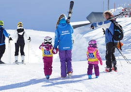 Kids Ski Lessons (4-10 years) - ALL in ONE Package
