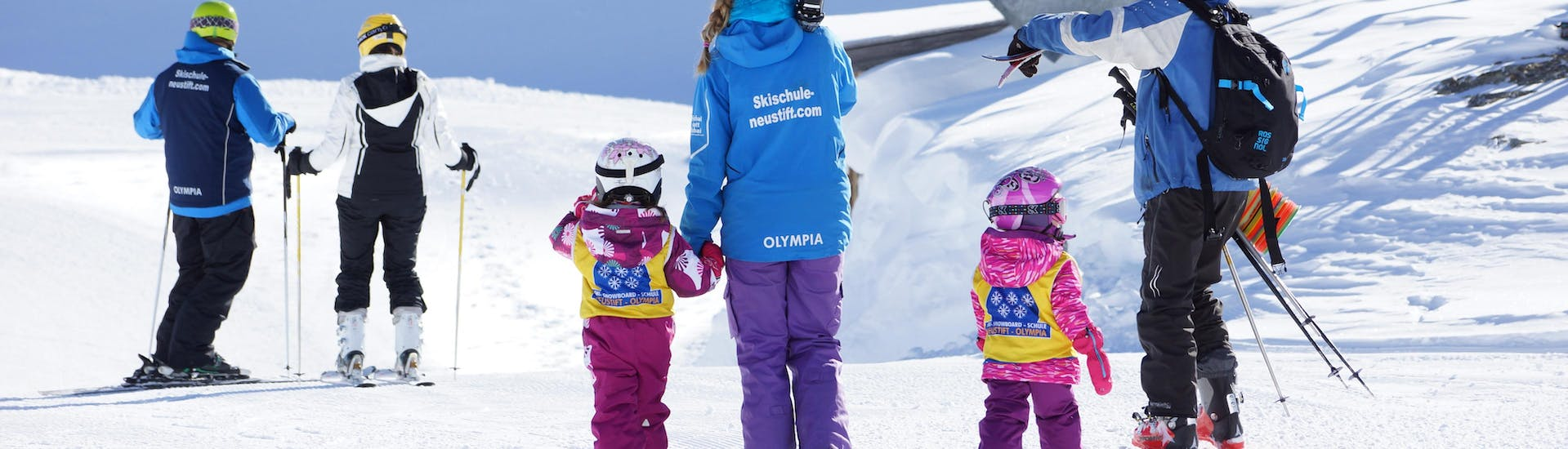 """Kids Ski Lessons (4-10 years) """"ALL in ONE Package"""""""