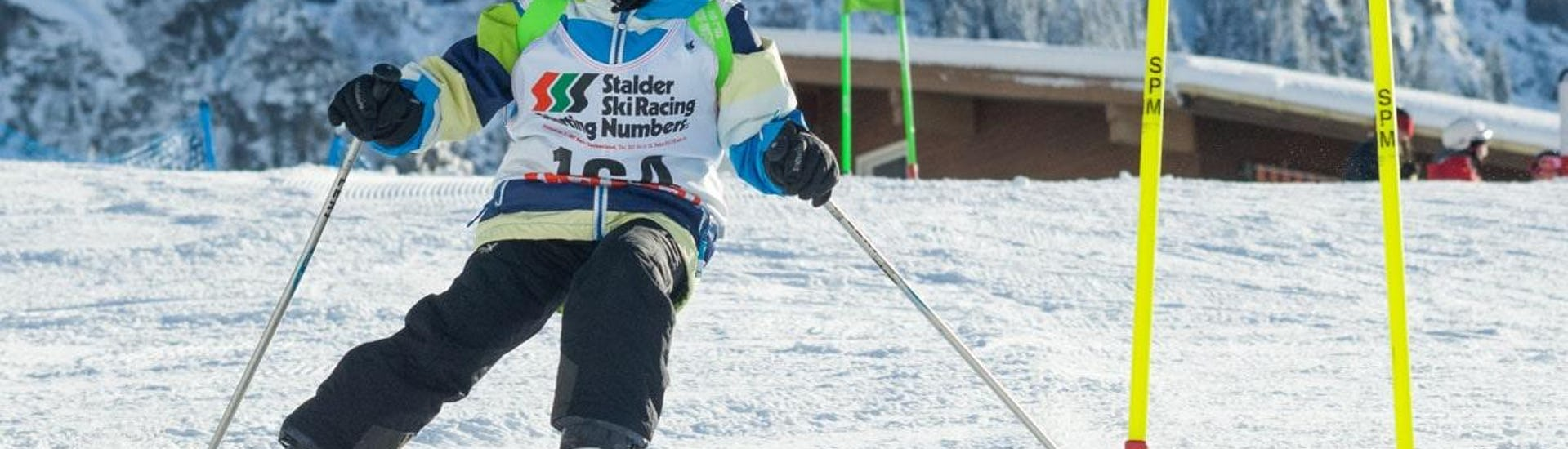 Ski Privatlehrer Kinder - Nachmittag - Alle Altersgruppen