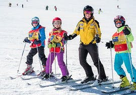 Kids Ski Lessons (3-15 y.) for Beginners