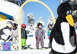 """Kids Ski Lessons """"BOBO's Ski Club"""" (from 3 y.) with Skischule Fischer Oetz-Hochoetz"""