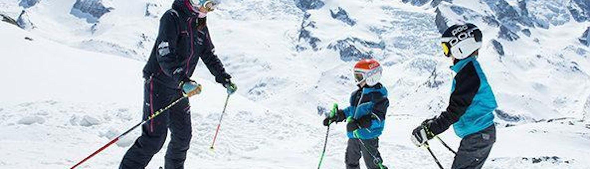 Ski Privatlehrer für Kinder & Teens - Alle Levels
