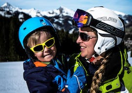 """Kids Ski Lessons (from 3 y.) """"Trial Lesson"""" for Beginners"""