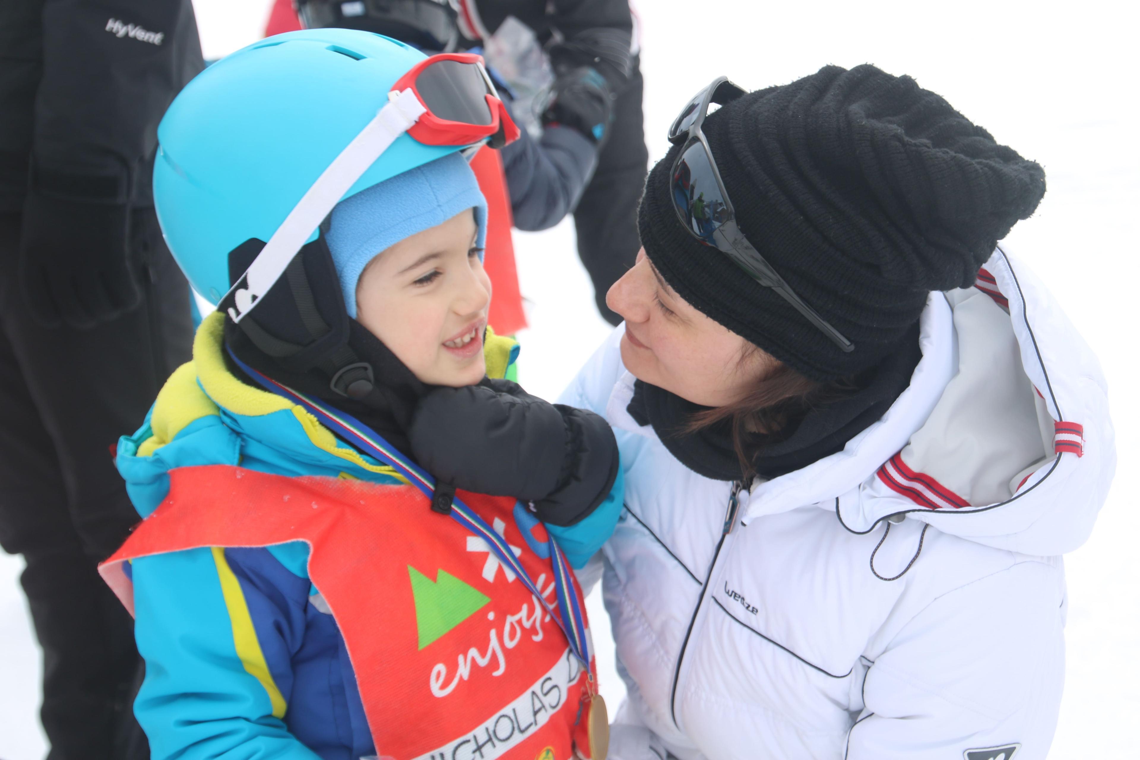 Cours de ski Enfants dès 6 ans - Expérimentés