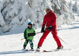 Kids Ski Lessons (from 6 y.) for First Timers
