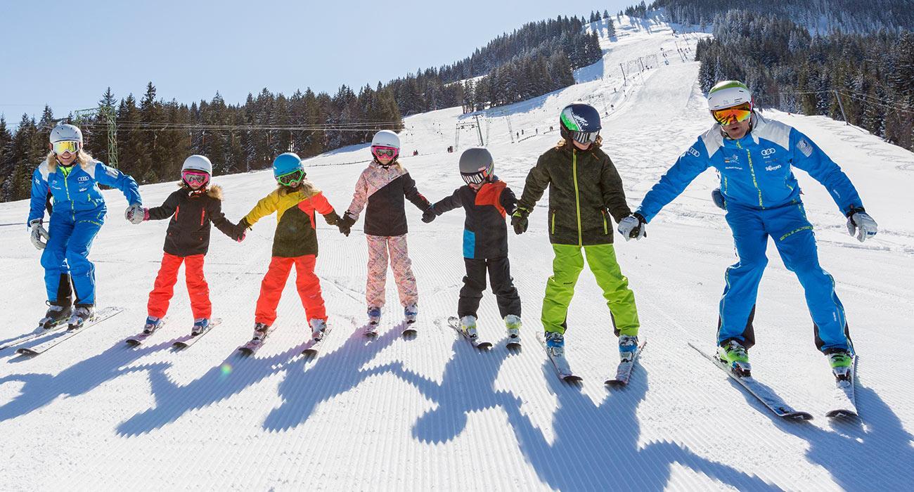 Cours de ski Enfants dès 4 ans - Premier cours