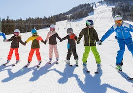 Ski Lessons for Kids (4-6 years) - First Timer