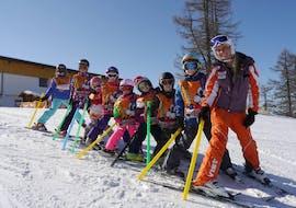 Skilessen voor kinderen voor alle niveaus met Skischule Toni Gruber Alpendorf