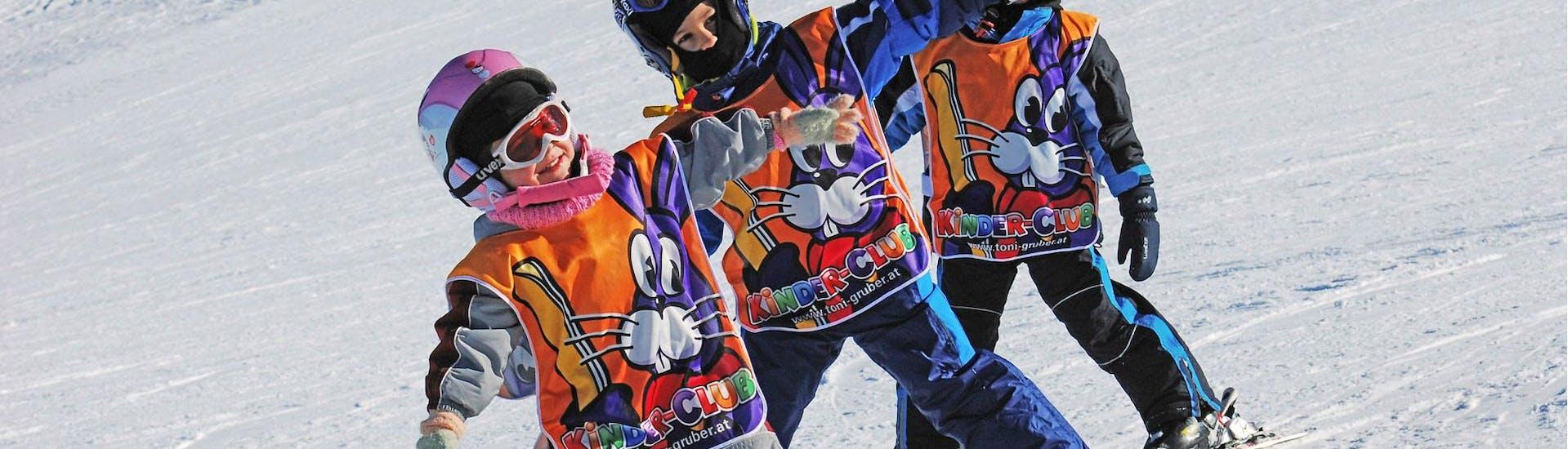 Cours particulier de ski Enfants pour Tous niveaux avec Skischule Toni Gruber Alpendorf - Hero image