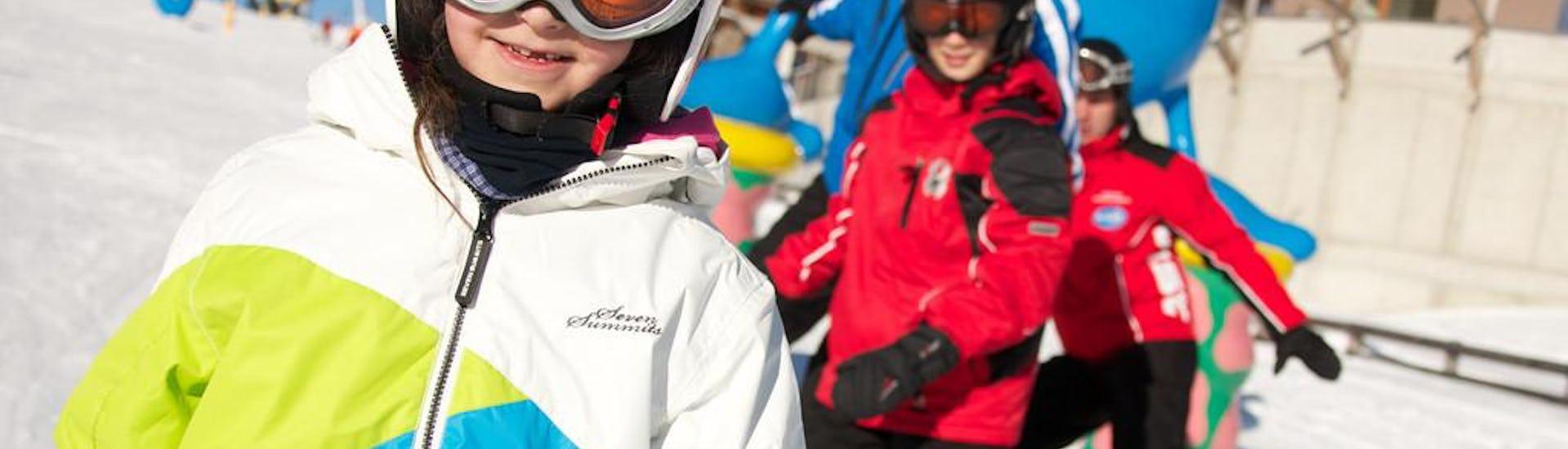 Ski Lessons for Kids (3 years) - Beginner