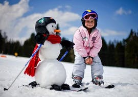 Private Ski Lessons for Kids (4-14 y.) of all Levels