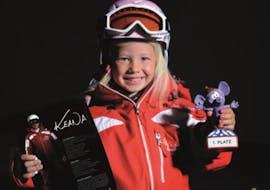 Skilessen voor kinderen vanaf 4 jaar - beginners met Otto's Skischule - Katschberg