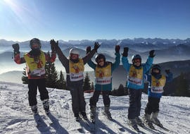 Ski Lessons for Kids (5-16 years) - Advanced