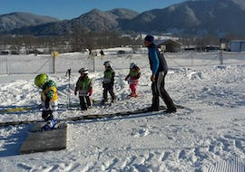 """Ski Lessons for Kids """"Holiday"""" - Morning - Beginners"""