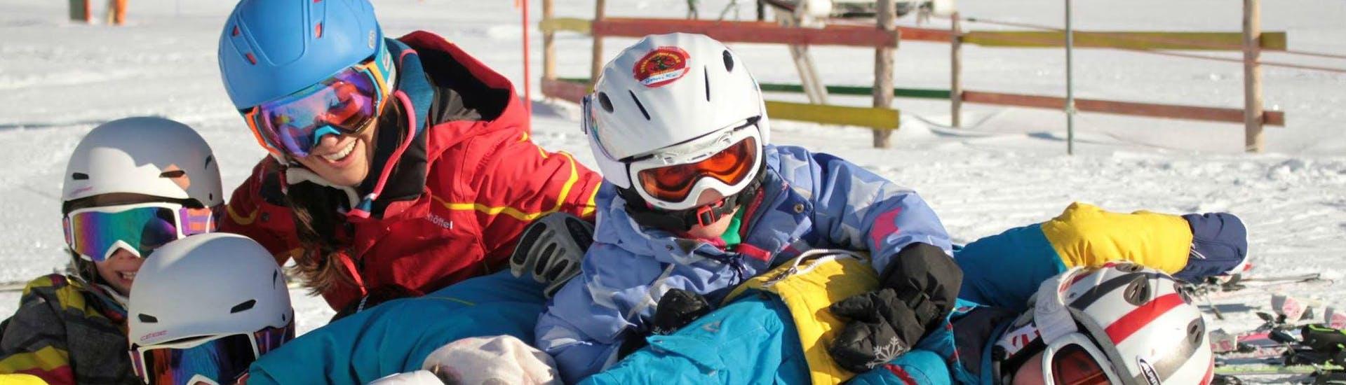 Cours particulier de ski Enfants - Avancé avec WM Schischule Royer Ramsau - Hero image
