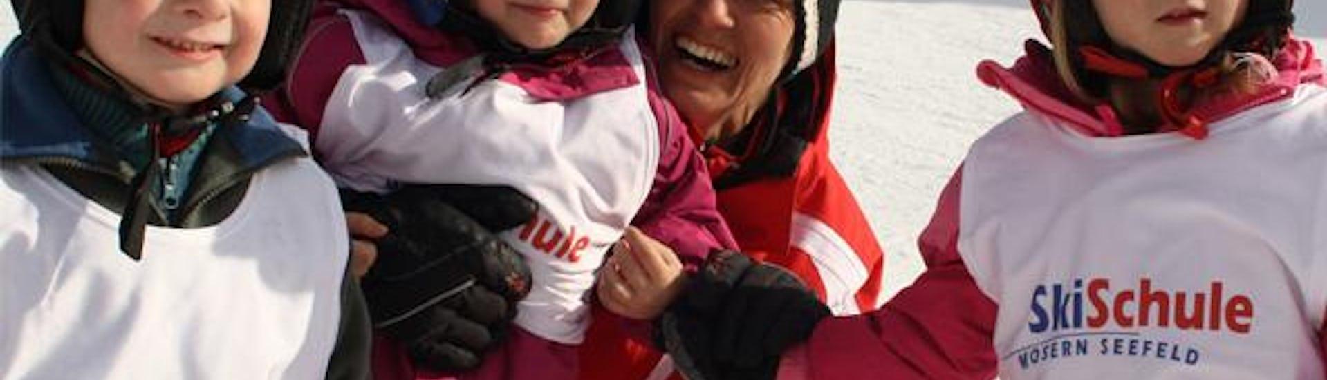 """Skikurs """"Halbtags"""" für Kinder (3-14 Jahre) - Alle Levels"""
