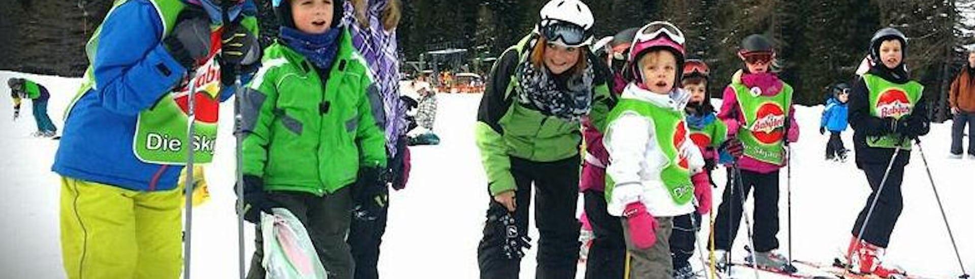 """Skikurs """"All-in-One"""" für Kinder (3-12 J.) - Fortgeschritten"""