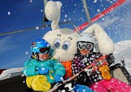 Curso de esquí para niños a partir de 3 años para debutantes