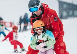 Kids Ski Lessons (3-6 y.) for All Levels - Half Day