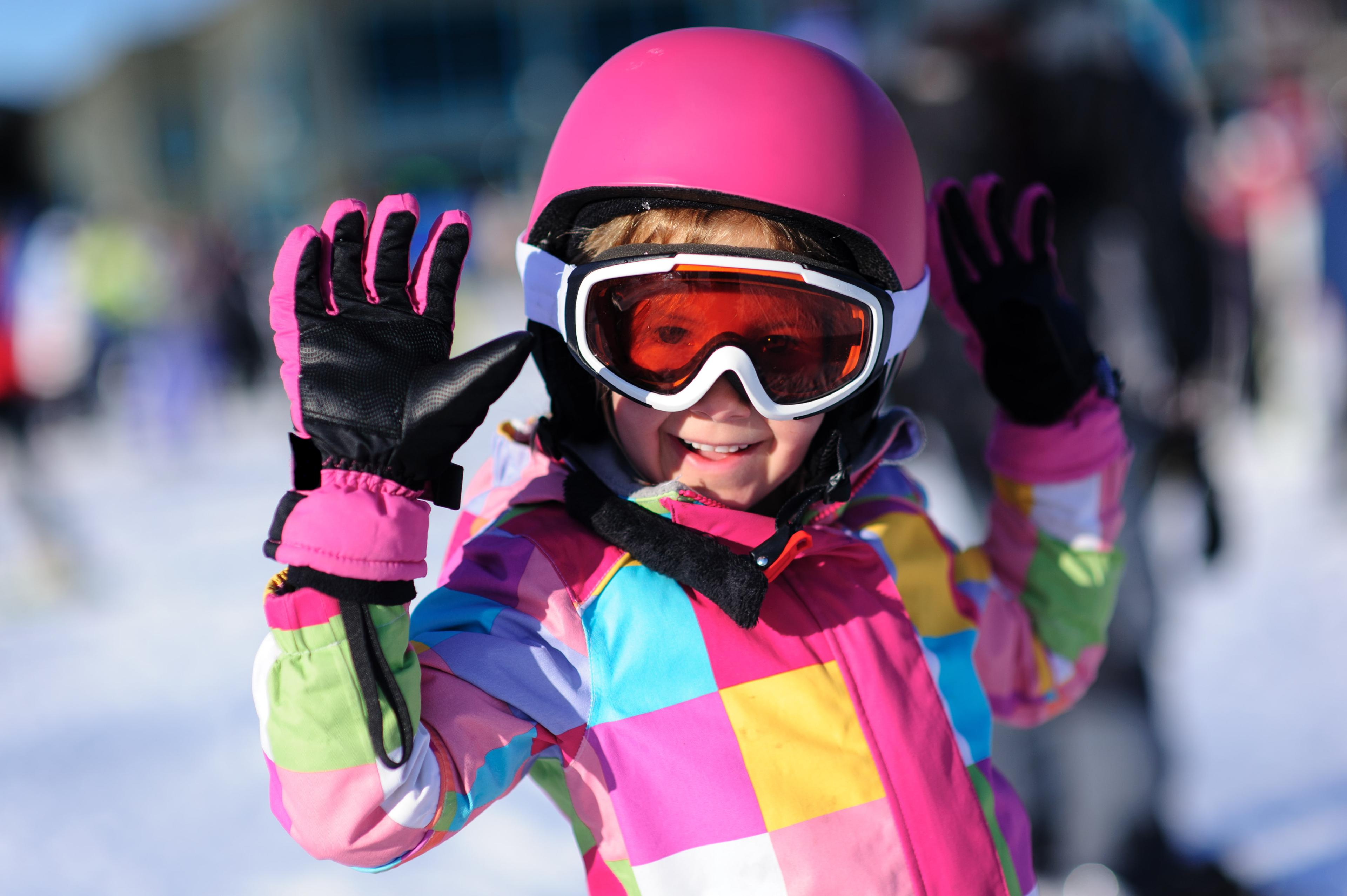Cours de ski Enfants - Expérimentés