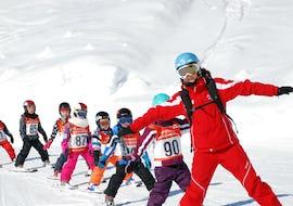 Skikurs für Kinder (4-14 Jahre) - Fortgeschritten