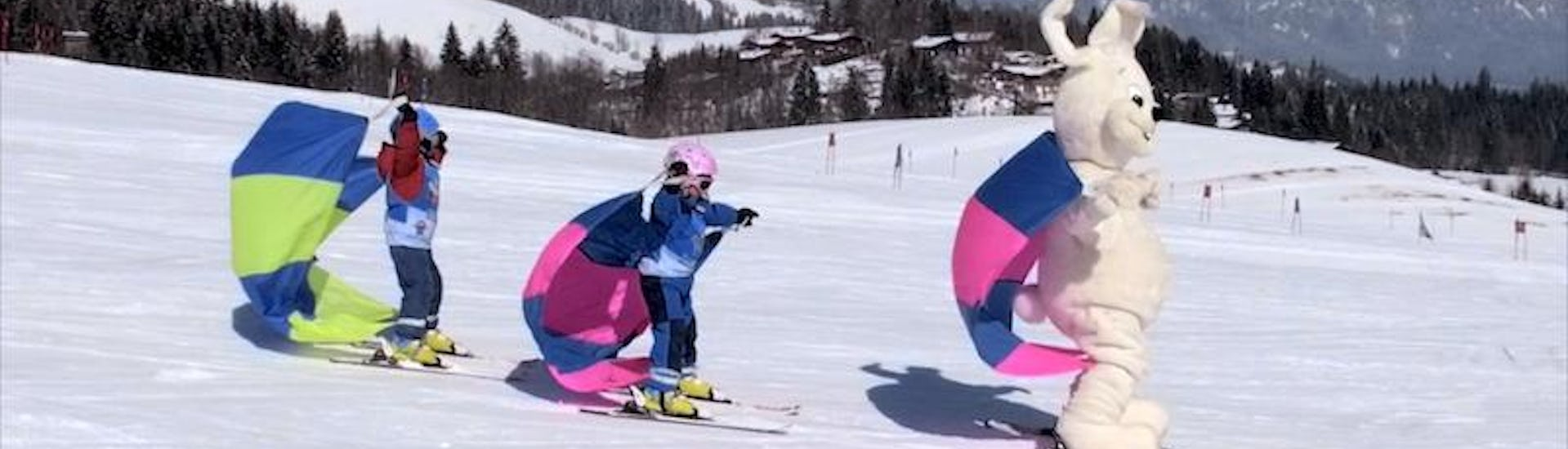 Ski Lessons for Kids (4-16 years) - All Levels