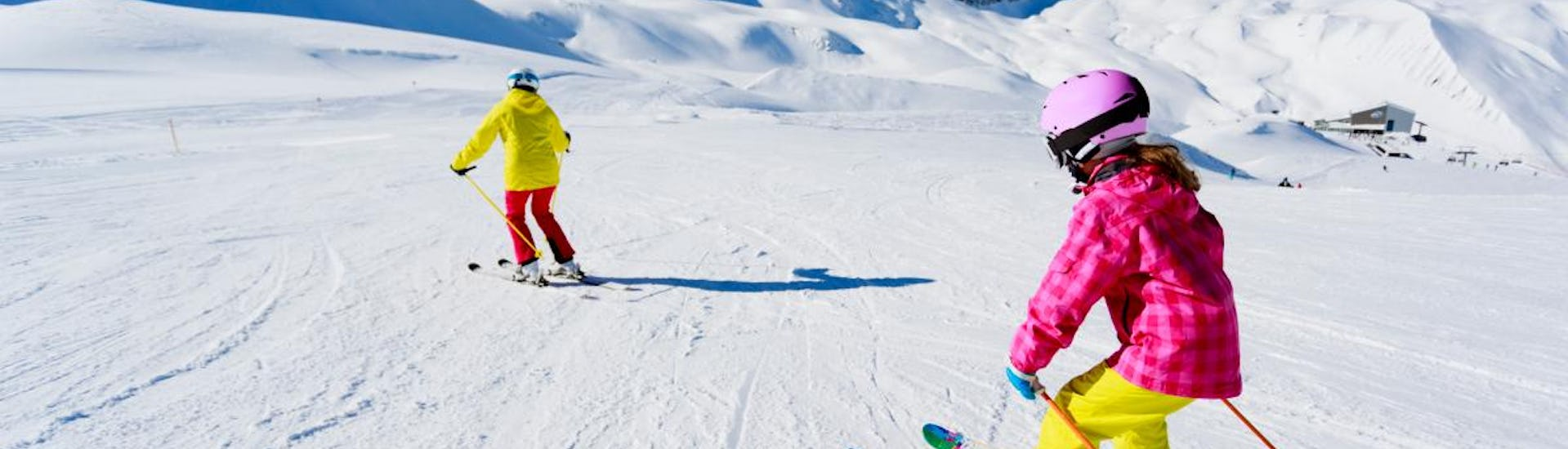 Private Ski Lessons for Kids - All Levels