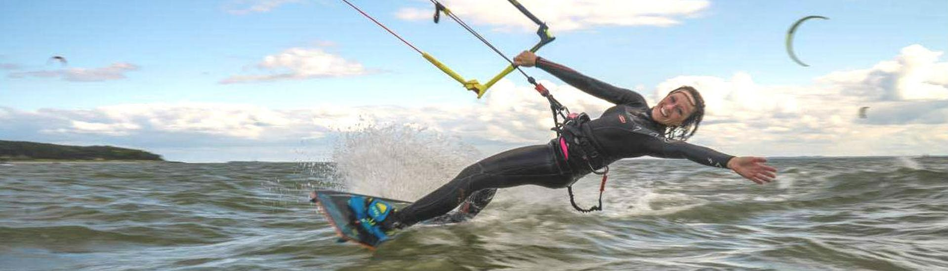 "Kitesurfing Lessons ""Refresh"" - Thiessow"