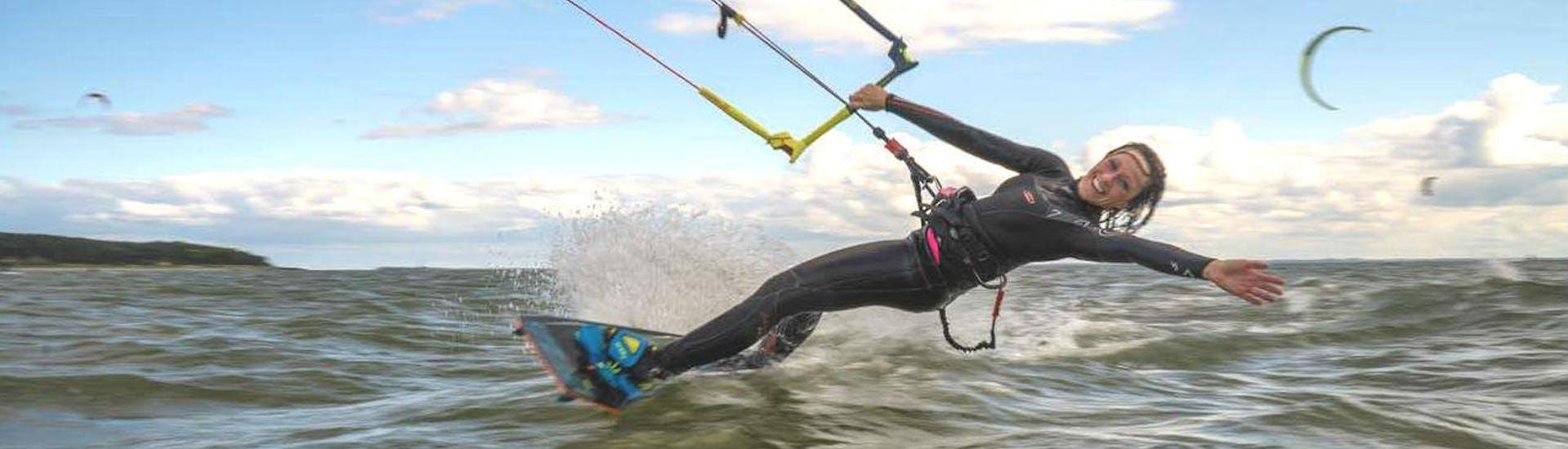 """Kitesurfing Lessons """"Refresh"""" - Thiessow"""