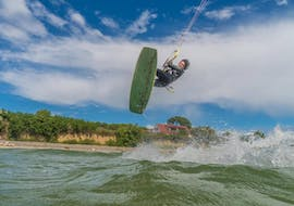 Private Kitesurfing Lesson - Thiessow with ProBoarding Rügen